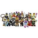 Lego Minifigures Series 8 - Complete Set of 16