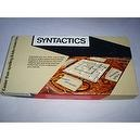SYNTACTICS:Easier than spelling & lots more fun