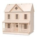 Melissa and Doug 5272 Little Bit Doll House