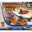 Revell Pinewood Derby Funny Car Premium Racer Kit