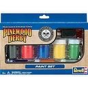 Revell Pinewood Derby Paint Set