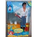 Disney PRINCE ERIC and Max doll set from the Little Mermaid