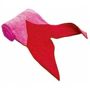 Kathe Kruse Fin Towel Mermaid, Pink