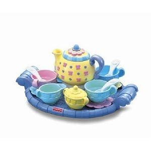 Fisher-Price Musical Tea Set