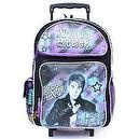 Justin Bieber Rolling backpack I Love Justin