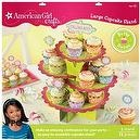 American Girl Crafts Large Cupcake Stand