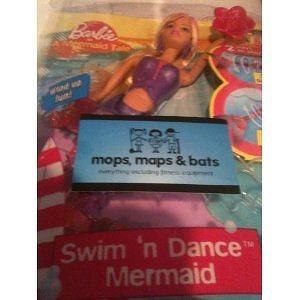 Barbie In A Mermaid Tale Swim N Dance Mermaid (Blonde)