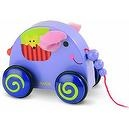 Janod Circus Elephant Pull Toy
