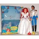 Disneys The Little Mermaid Wedding Party Gift Set