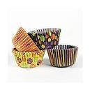 HALLOWEEN PAPER BAKING CUPS (300 PIECES) - BULK