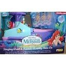 Walt Disney the Little Mermaid Singing Ariel and Friends Activity Rider Ride On