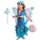 Girls Lovely Mermaid Costume - Child Medium 8  Lovely Mermaid Costume - Child Medium 8