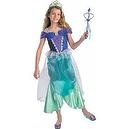 Ariel the Little Mermaid Costume - Child Costume Prestige - Medium (7-10)  Ariel the Little Mermaid Costume - Child Costume Pre