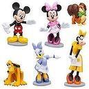 Official Disney Minnies Pet Shop Minnie Mouse Figure Set -- 6-Pc.