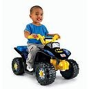 Power Wheels DC Super Friends Batman Lil Quad