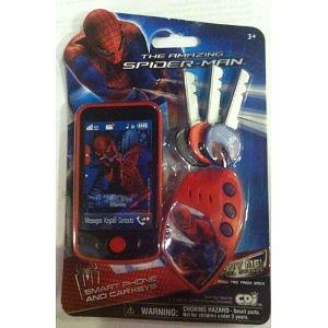Spider Man Smart Phone U0026 Car Keys