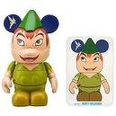 "Peter Pan by Monty Maldovan - Disney Vinylmation ~3"" Animation Series #1 Designer Figure (Disney Theme Parks Exclusive)"