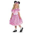 Pink Minnie Mouse Child Costume - Toddler 2t  Minnie Mouse Pink Costume - Toddler/child Costume