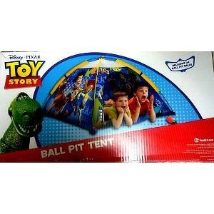 Disney Pixar Toy Story Ball Pit Tent - Includes 24 Play Ball Pit Balls  sc 1 st  Toys to learn by & Disney Pixar Toy Story Ball Pit TentIncludes Play Ball Pit Balls