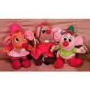 Disneys Cinderella Set, Jaq, Gus and Suzy