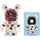 "Donut Hole by Maria Clapsis - Disney Vinylmation ~3"" Cutesters Too Series Designer Figure (Disney Theme Parks Exclusive)"