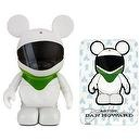 "Monorail Green by Dan Howard - Disney Vinylmation ~3"" Park Series #4 Designer Figure (Disney Theme Parks Exclusive)"