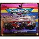 Micro Machines Mighty Monsters #40
