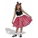 Minnie Mouse Costume - Child Costume - Small (4-6x)  Minnie Mouse Costume - Child Costume