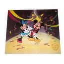 Mickey Mouse and Minnie Mouse Walt Disney Limited Edition Animation Cel, Mickeys Surprise Party, Unframed  Mickey Mouse and Mi