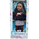 Madame Alexander Hispanic 18 inch Doll - Mia Bella - Playing Cards