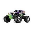 Traxxas 3603X Grave Digger 30th Anniversay with Red LED Lights