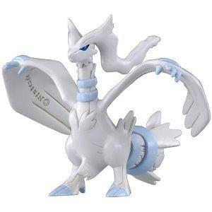 "Takara Tomy Pokemon Monster Collection Mini Figure - 1.5"" Reshiram (M-009) (Japanese Import)"