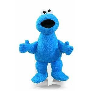 Gund Cookie Monster Jumbo 37 inches