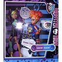 Monster High Action Figure Doll 2Pack Gift Set Werewolf Twin Sisters Clawdeen Howleen Wolf