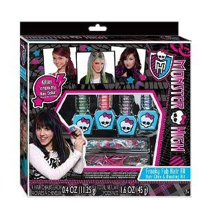 Monster High Freaky Fab Hair FX Hair Chox Kit