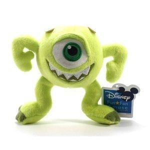 "Sega Official Disney Pixar Characters Plush - 5"" Mike Wazowski"