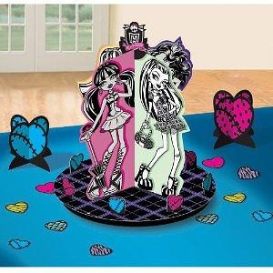 Amscan Monster High Table Decorating Kit