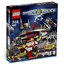 LEGO Space Police Exclusive Limited Edition Set #5980 Squidmans Pitstop