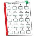 Carson-Dellosa Publishing Math Windows Multiplication