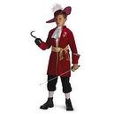 Captain Hook - Size: Child S(4-6)  Disney Captain Hook Kids Costume