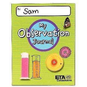 My Observation Journal (Set of 100)