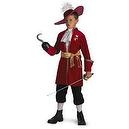 Captain Hook Costume - Child Costume Standard - Small (4-6)  Captain Hook Costume - Child Costume Standard
