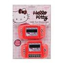 Hello Kitty SMS Text Messenger in Red By Sakar / Sanrio