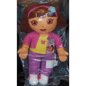 Dora the Explorer Doll Pillow