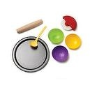 Playful Chef Pizza Making Kitchen Tool Set