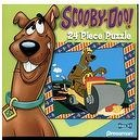 Scooby-Doo! 24 Piece Puzzle - Scooby on Bulldozer Making Pizza