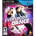 Everybody Dance PS3 Move