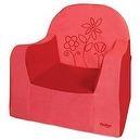 Pkolino New Little Reader Chair - Flower Pink  Pkolino New Little Reader Chair