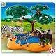 Playmobil 4828 - Buffalo w/ Zebras