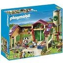 Playmobil New Farm with Silo